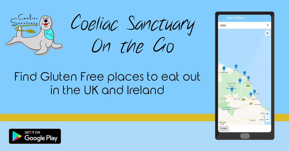 Coeliac Sanctuary - On the Go